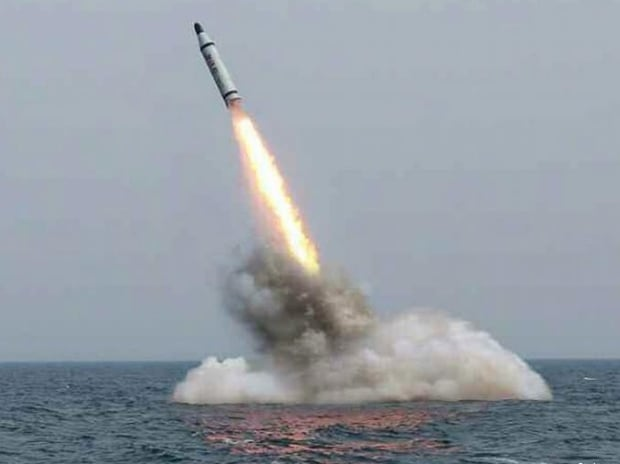 Missile, North Korea