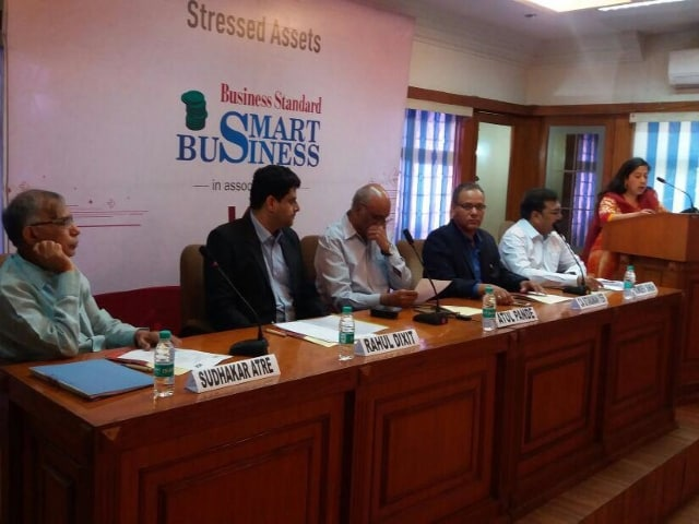 Panel discussion on Stressed Assets