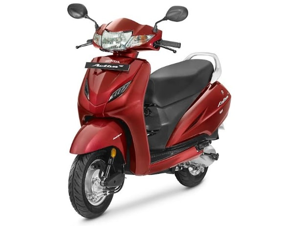 activa, honda, scooty, two wheeler