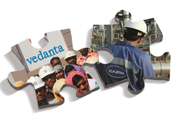 Cairn-Vedanta merger