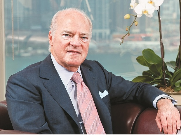 Henry Kravis,  Co-founder, KKR