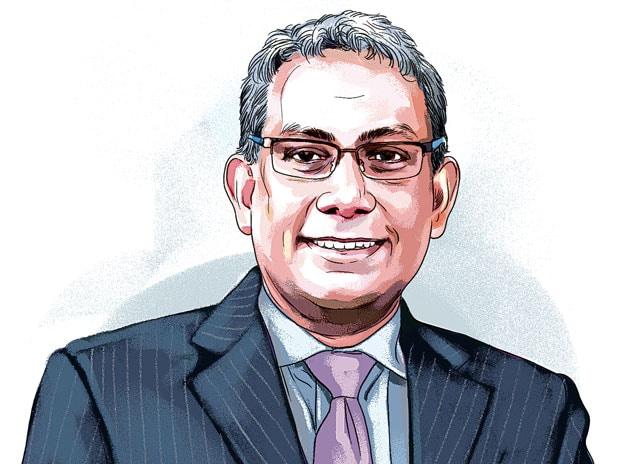 Ravi Venkatesan, Infosys