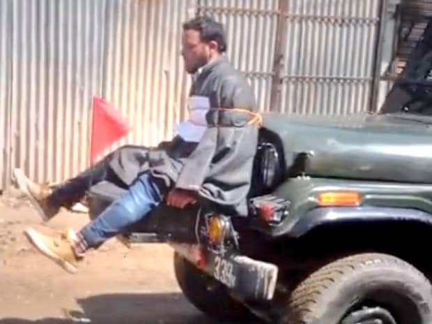 Jeep, Tied Kashmiri