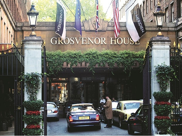 Grosvenor House Hotel