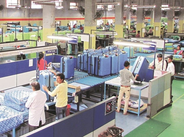 VIP Industries, which was set up in 1971, has four factories that together produce nearly five million pieces annually