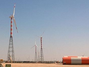 ReNew Power's Limbwas project_Wind power