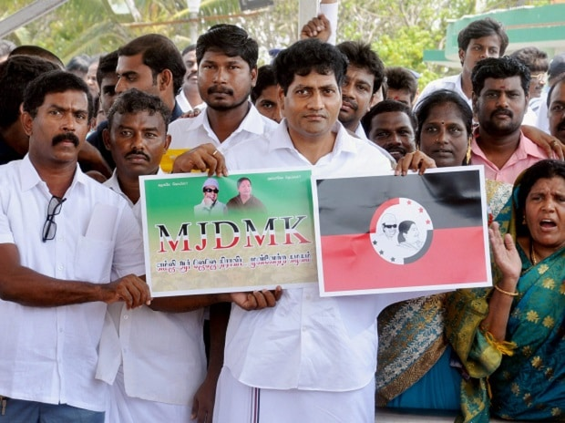 Deepa Jayakumar's political party