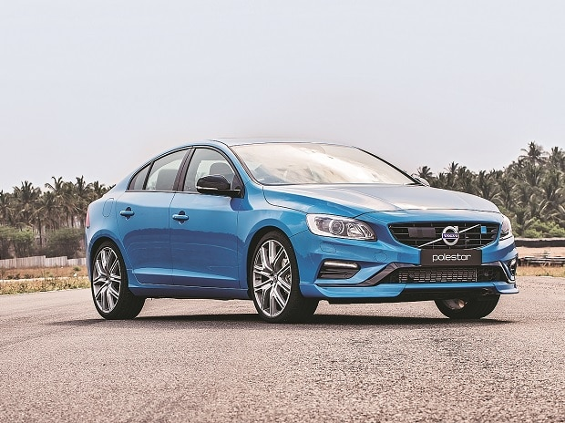 Volvo S60 Polestar: Fast, stylish and safe