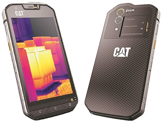 CAT S60 : Rise of the resilient