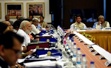 Niti governing council meet: Modi asks states to raise capex, infra spend