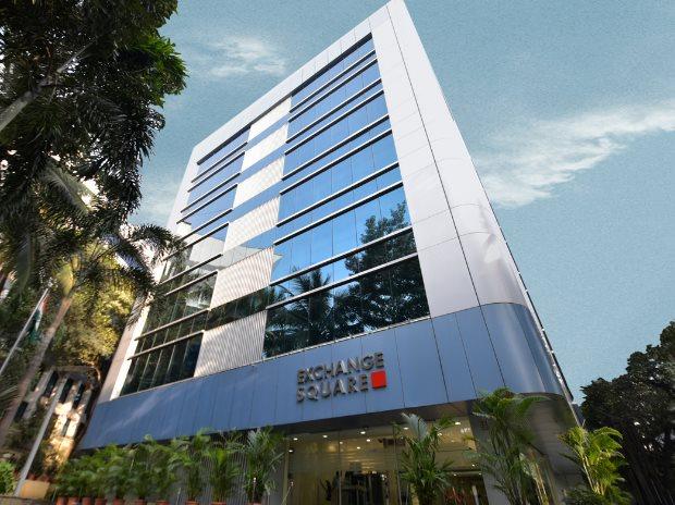 MCX building in Mumbai