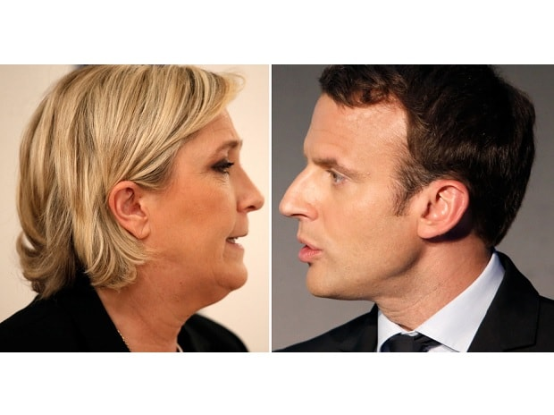 Fate of Europe will depend on winner of the French presidential election