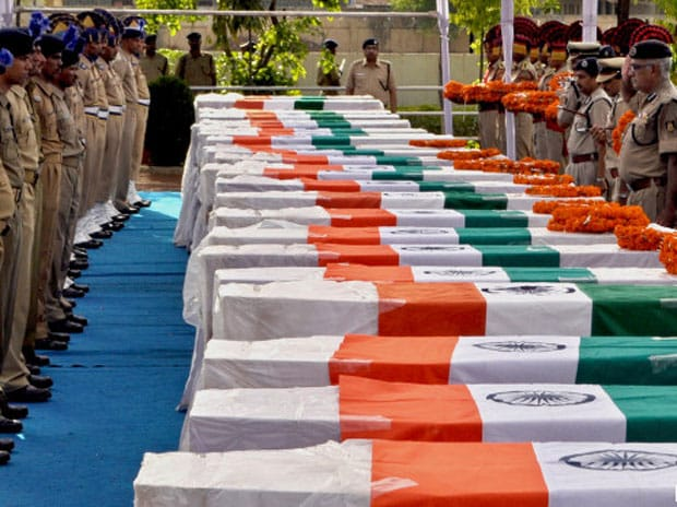 Sukma attack: IAS officers to adopt 25 CRPF martyrs' families