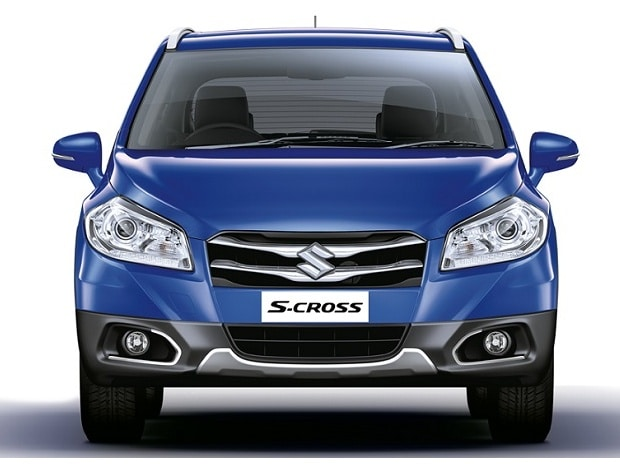 Maruti, S-cross, car