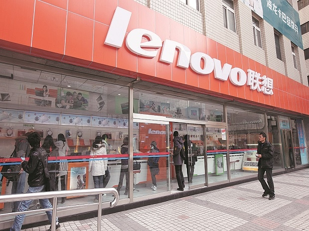 Lenovo aims at 22% market share in PC sales in FY'18