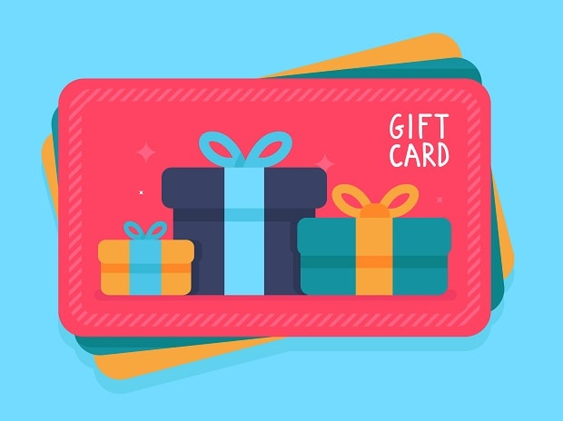 Gift cards, Gifts, Cards