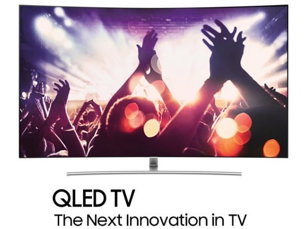 Samsung Smart QLED TV, Smart QLED TV, Samsung TV, QLED TV