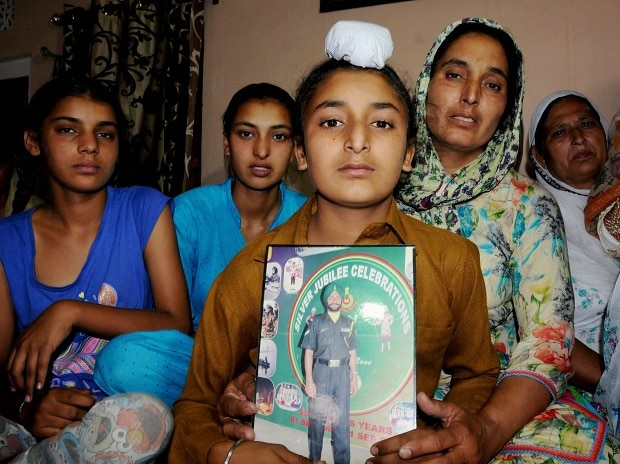 Naib Subedar Paramjit Singh, Indian Army, Pakistan Army, Pak Army, mutilation, beheading