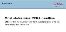 Crisil, Rera, real estate, states