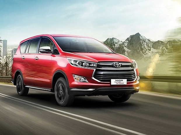 Toyota Innova Touring Sport. Photo: Official website