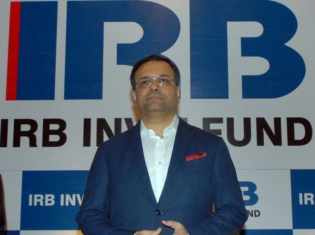 Virendra D Mhaiskar, CMD, IRB Infrastructure Developers Limited (Photo: Kamlesh Pednekar)