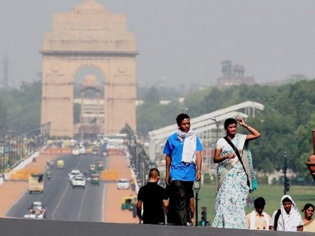 Delhi heat, heat wave