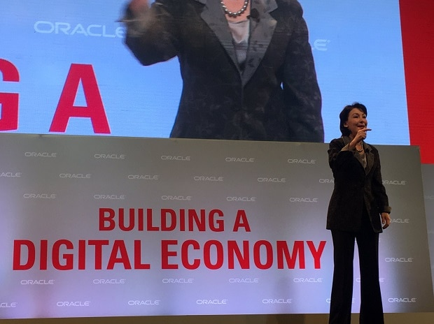 Safra Catz, Oracle, CEO