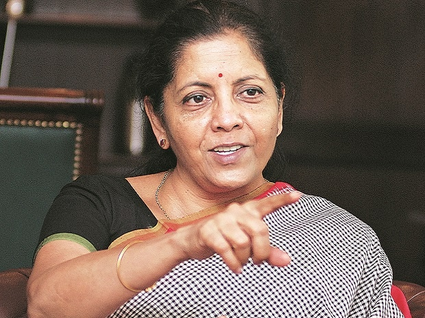 Nirmala Sitharaman, Minister of state for commerce and industry