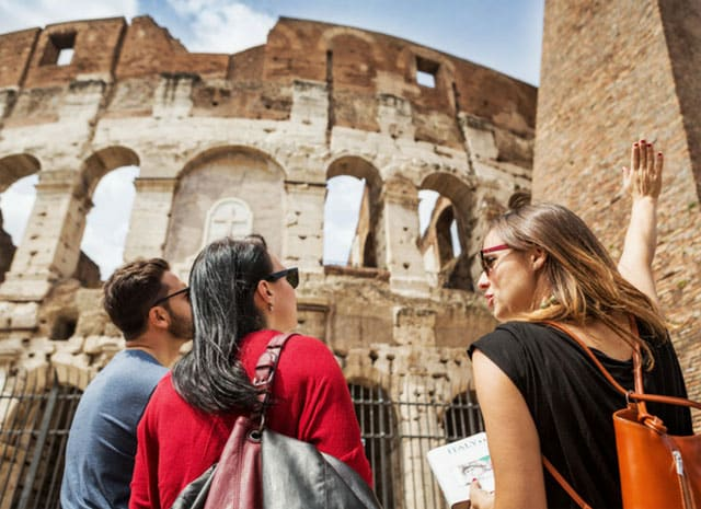 Observe foreign locations, cultures and people… TRAVEL