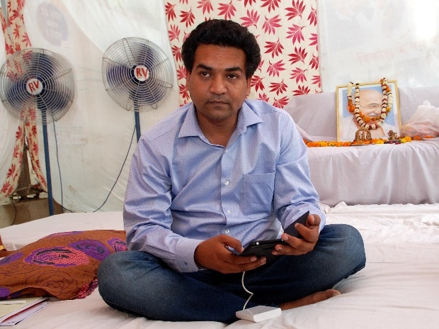Kapil Mishra, AAP