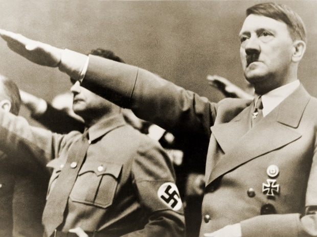 Adolf Hitler (Image via Shutterstock)
