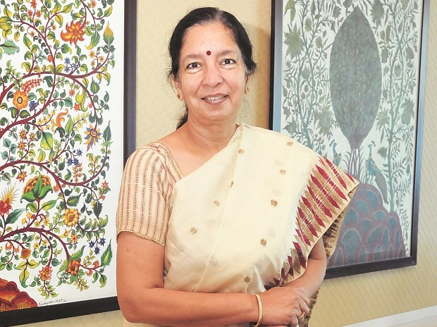 Axis Bank, Shikha Sharma