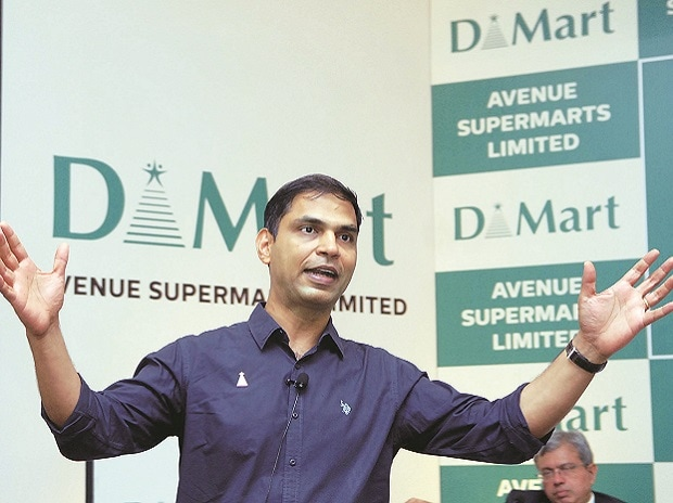 Neville Noronha, CEO & MD, Avenue Supermarts