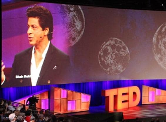 SRK Ted Talk