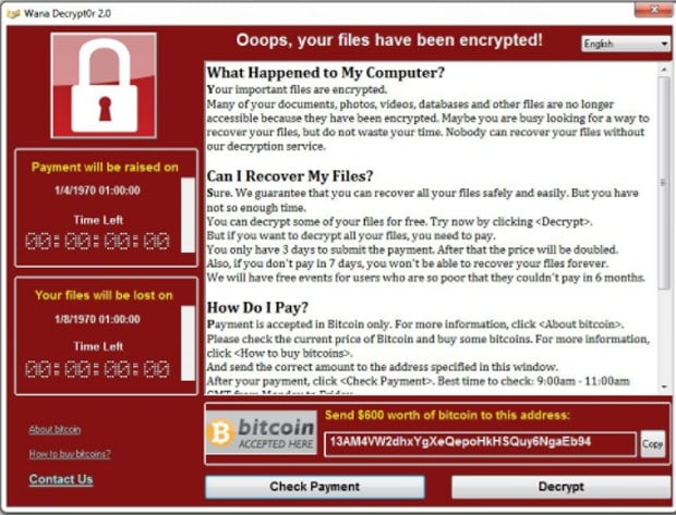 Cyber attack alert! Malware 'Wannacry' is spreading: Know all ...