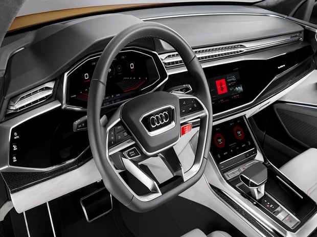 After Mercedes Audi Cuts Model Prices By Up To Rs Lakh In - Audi car 10 lakh