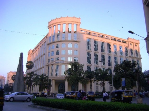 Crisil House building, located in the Hiranandani Business Park in suburban Mumbai.