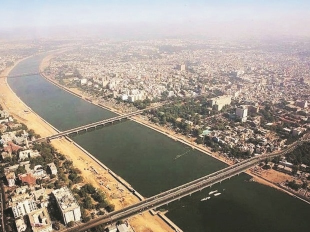 Sabarmati River, Ahmedabad
