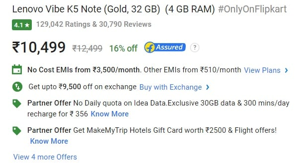 Idea joins Flipkart to offer 30 GB free data, 300 free