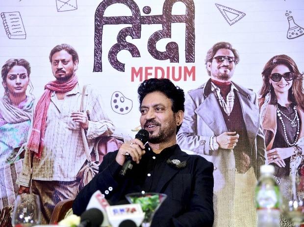 Hindi Medium, Bollywood, Irfan Khan