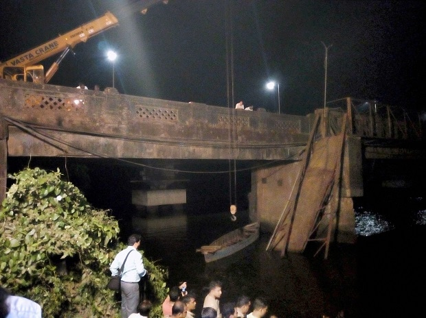 Many missing, one body found as bridge collapses in Goa's Curchorem