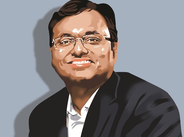 Karti Chidambaram.  Illustration: Binay Sinha