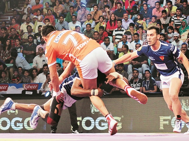 Kabaddi, now second only to cricket