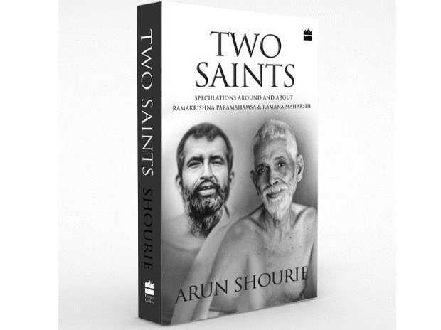 Two Saints, Arun Shourie