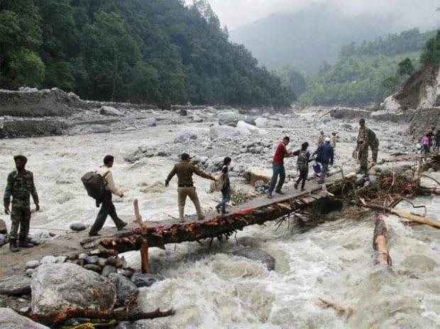 Uttarakhand flood, chardham pilgrims, badrinath