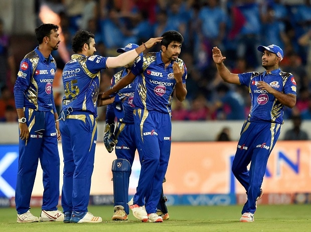 Mumbai Indians, IPL 10 final