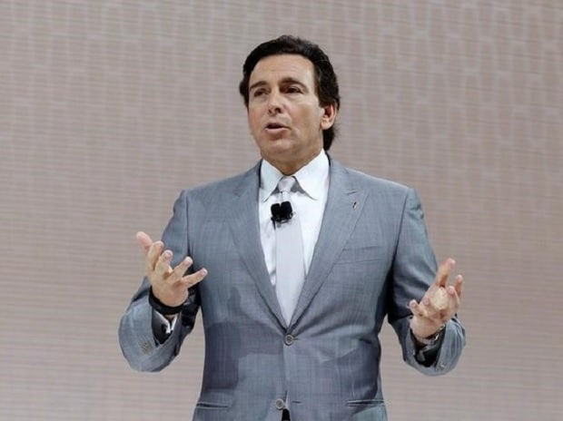 Ford Motor, Ford, Mark Fields
