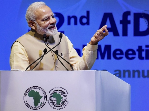 Africa a top priority for me since I became PM: Narendra Modi at AfDB meet