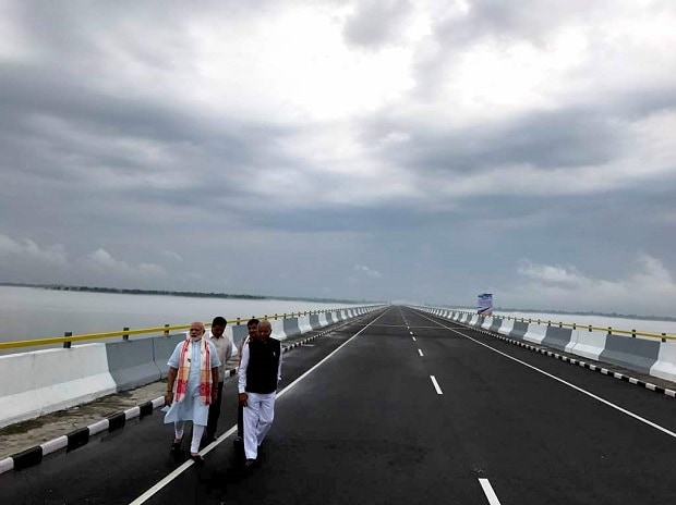 PM inaugurates Bridge