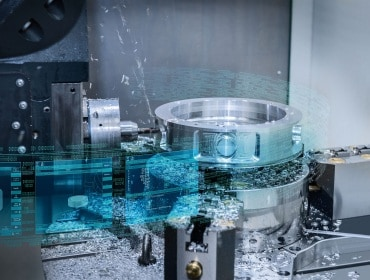 Automation in machine tools industry